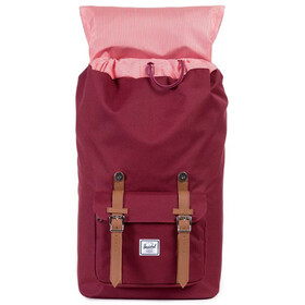Herschel Little America Plecak czerwony